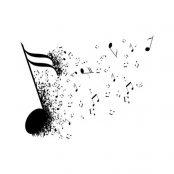 دانلود دفترچه نت 150 آهنگ ایرانی و خارجی (PDF)